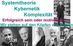 Kybernetik und Systemtheorie Komplexiät und Dynamik