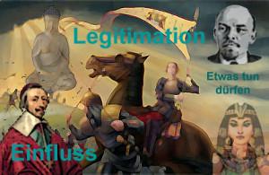 einfluss und legitimation